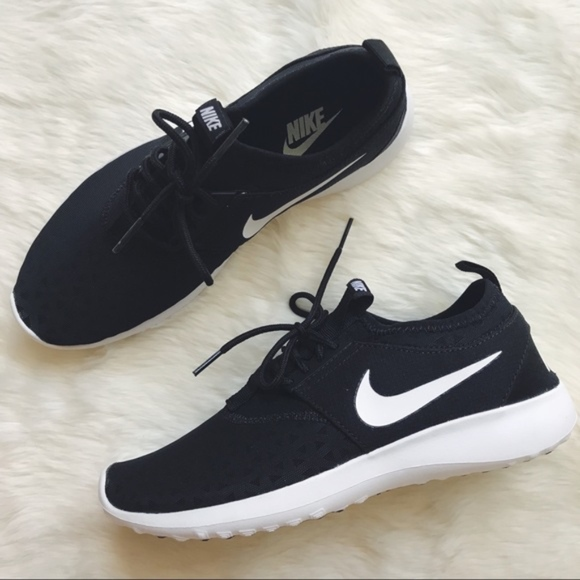 info for c20f6 94e9f Women s Nike Juvenate Black Sneakers. M 5b3fcd48819e90b715623b3f